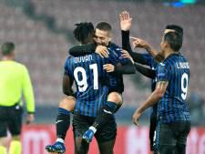 Atalanta neemt snel afstand van FC Midtjylland en pakt koppositie in poule met Ajax
