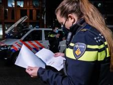 Meeste avondklokboetes uitgedeeld in Apeldoorn en op Urk, bekijk hier het aantal in jouw gemeente