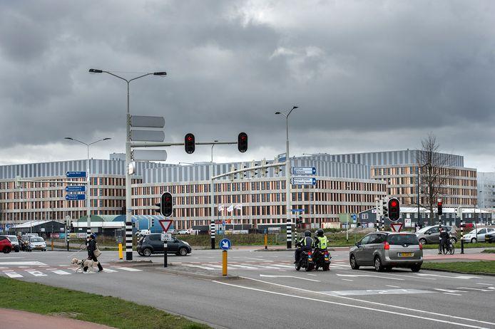 Het Amphia ziekenhuis aan de Molengracht in Breda