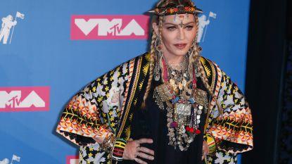 """Madonna reageert op kritiek na """"egoïstisch eerbetoon"""" aan Aretha Franklin"""