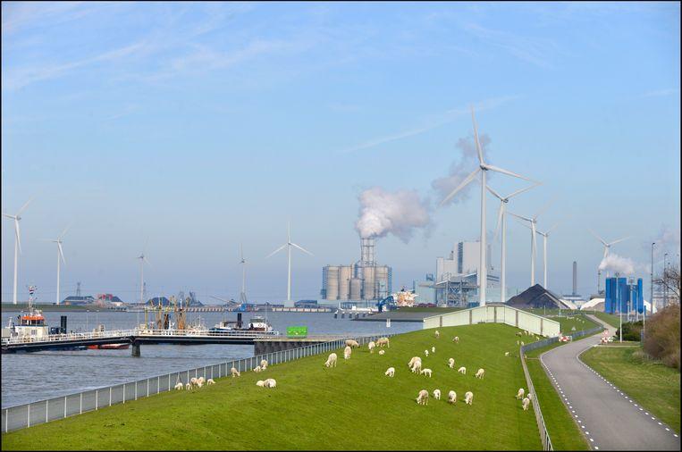 Eemshaven, Groningen. Beeld Flip Franssen / Hollandse Hoogte