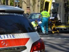 Jongetje op step door auto aangereden in Breda, weg tijdelijk afgezet