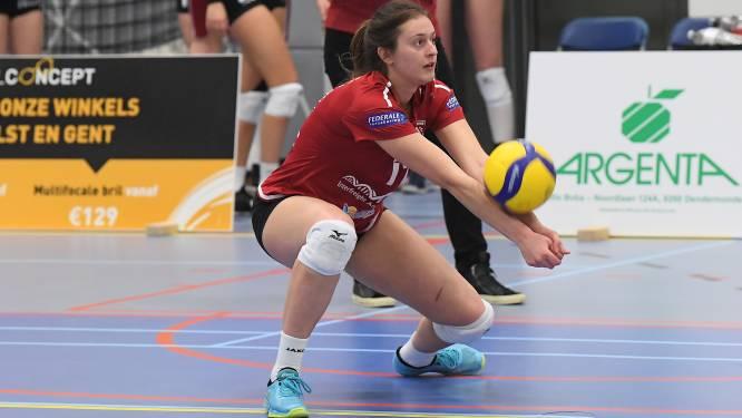 """Clara Wellens: """"Onze motivatie met het Antwerps Volley Team blijft intact tot de laatste speeldag"""""""