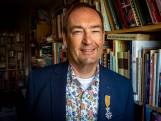 Lintje voor stadsgids Frans van den Berg, 'bewaarder van de Bergse geschiedenis'