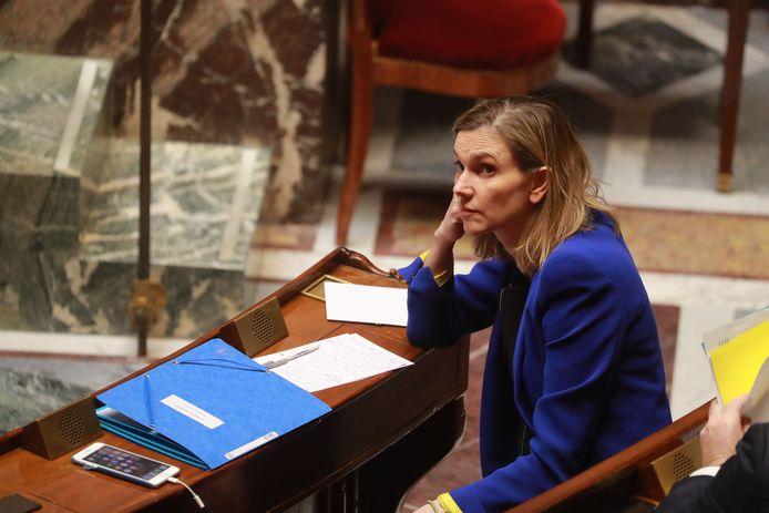 La ministre française de l'Industrie Agnès Pannier-Runacher