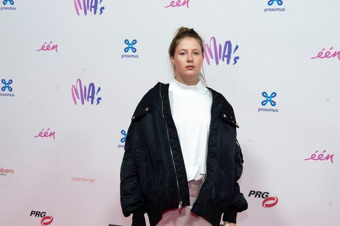 Charlotte de Witte op de MIA's in 2019