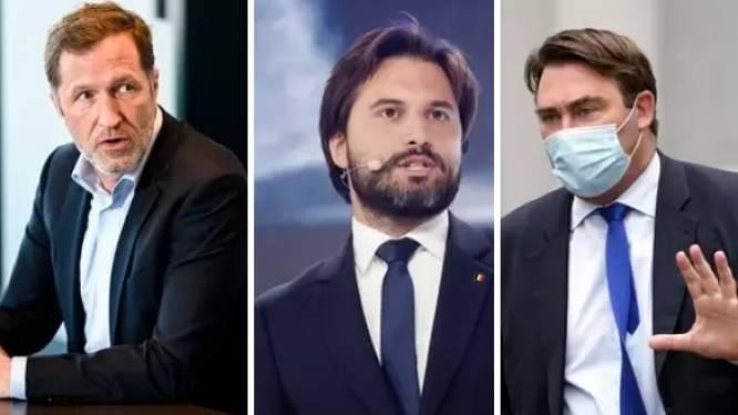 """Paul Magnette rêve de """"gouvernements sans les libéraux"""": GLB et Ducarme lui répondent"""