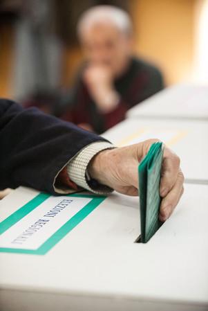 Foto van Verkiezingen in Italië in 100 beelden