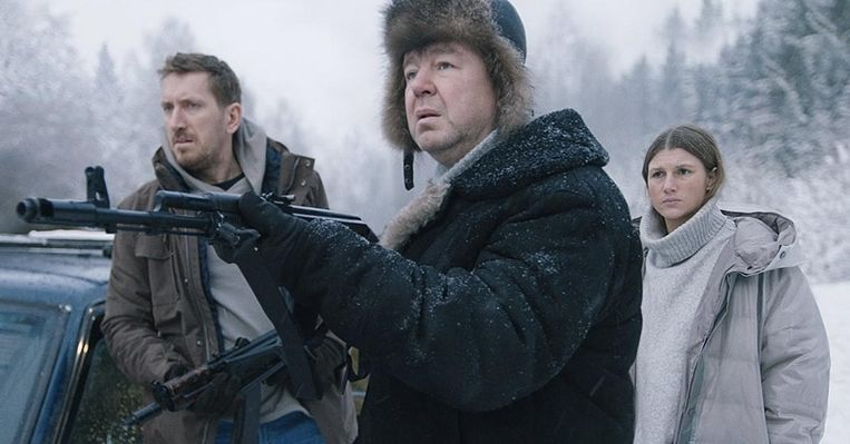 Het Russische 'To the Lake' is te zien op Netflix. Beeld Netflix
