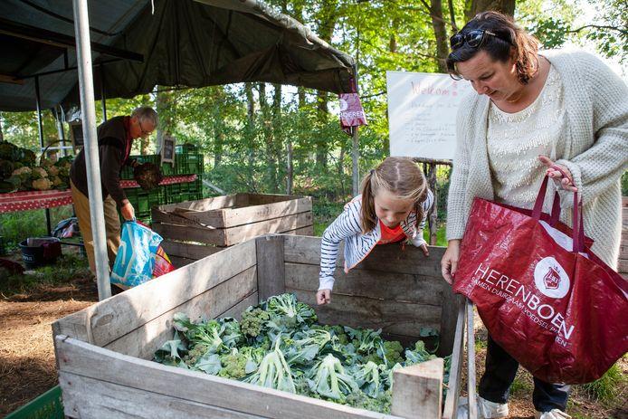 De eerste Herenboerderij van ons land is te vinden in Boxtel.