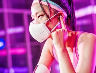 LG lanceert mondmasker met stemversterker