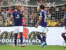 EN DIRECT: Anderlecht avec Kompany et Sandler à Mouscron