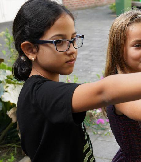 Leerlingen De Oude Vaart komen terug op een nog groenere school