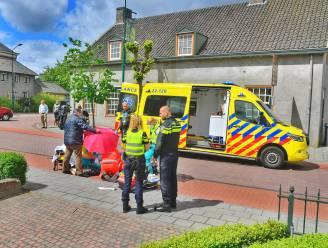 87-jarige fietser zwaargewond door ongeluk met auto en caravan