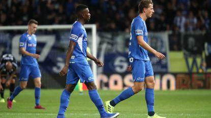 Racing Genk delft het onderspit in Charleroi en trekt met slecht gevoel naar Salzburg