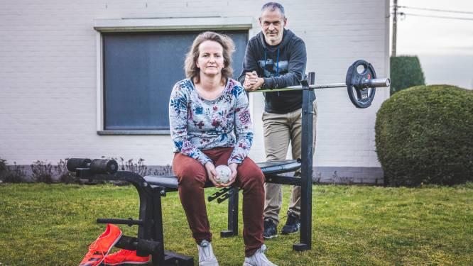 """Op bezoek bij de ouders van Jente Hauttekeete (19), wereldrecordhouder op de zevenkamp bij de junioren: """"Wij zijn een geoliede machine"""""""