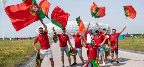 LIVE | Duitsers kunnen zich tegen Portugal geen nederlaag permitteren