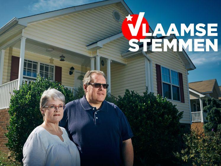 """Vlaamse Stemmen uit de VS. North Carolina, één van de spannendste swing states: """"Een extreem saaie president, dat zou een geweldige verademing zijn"""""""