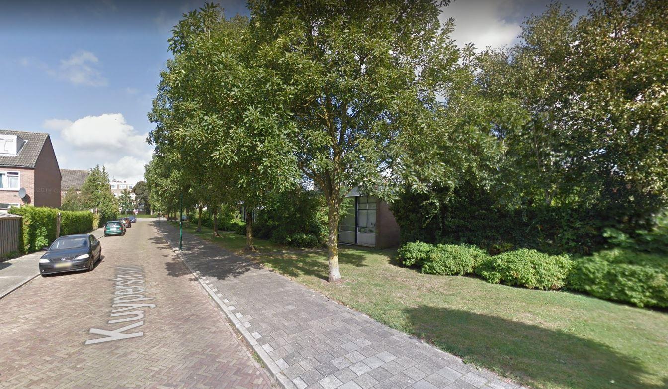 De Kuyperstraat in Maarssen