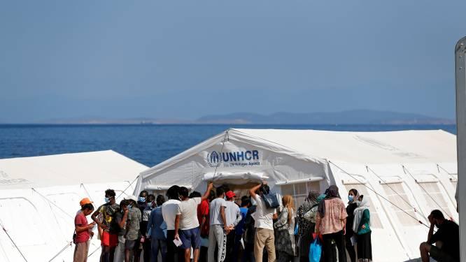 Griekenland en Europese Commissie bereiken akkoord: afgebrand vluchtelingenkamp Moria wordt tegen september vervangen door vaste accommodatie