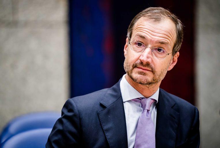 Eric Wiebes Beeld ANP