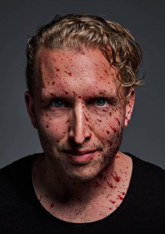 Peter Pannekoek speelt twee keer zijn voorstelling 'Nieuw Bloed' in Middelburg.