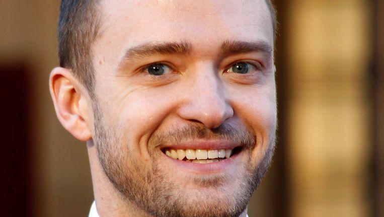 Justin Timberlake. Beeld REUTERS