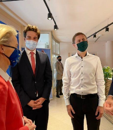 La Commission européenne donne son feu vert au plan de relance de la Belgique: voici ce qu'il contient