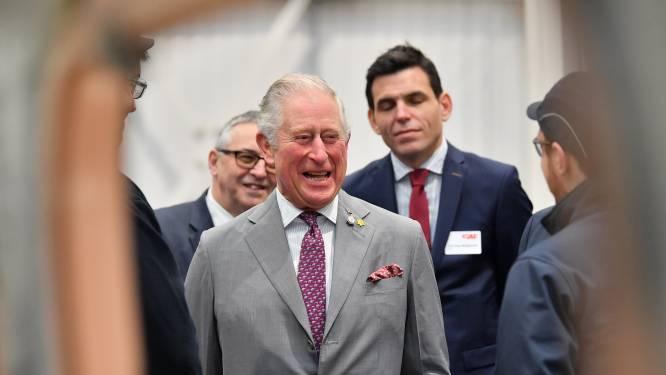 Prins Charles trots op kleinzoon George na inzet voor het klimaat