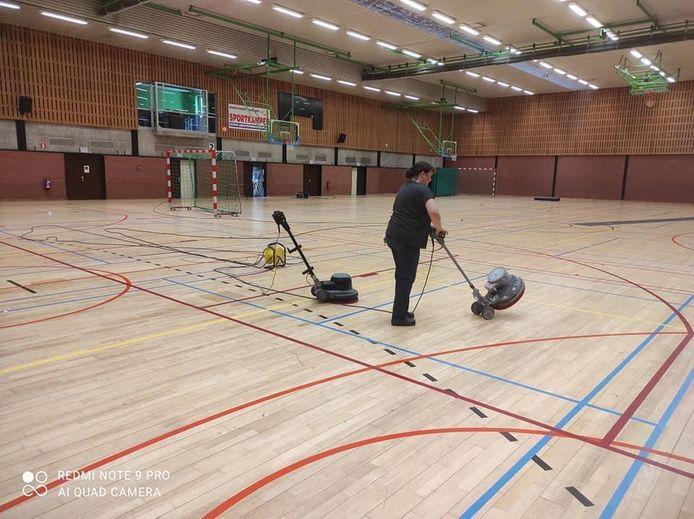 Groot onderhoud in sportcentrum Demervallei tot 28 juni.
