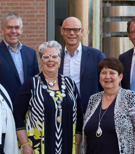 B & W van Haaren herstellen spreekuur in ere