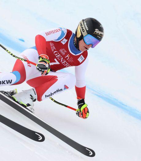 Gut-Behrami wint ook tweede afdaling in Val di Fassa