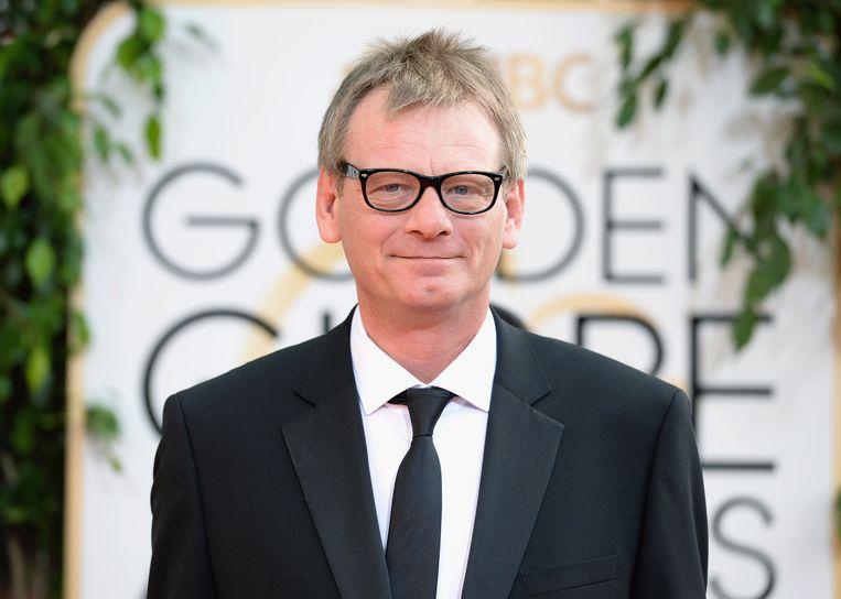 Theo Kingma, van 2013 tot 2015 president van de HFPA, de organisatie achter de Golden Globes.  Beeld Getty Images