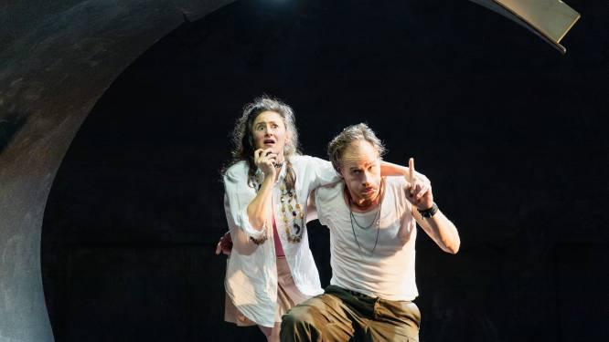Theatervoorstelling gaat via livestream in première