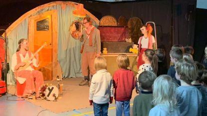 Gemeente organiseert gratis theatervoorstellingen voor alle scholen