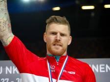 Van den Berg in WK-selectie teamsprinters