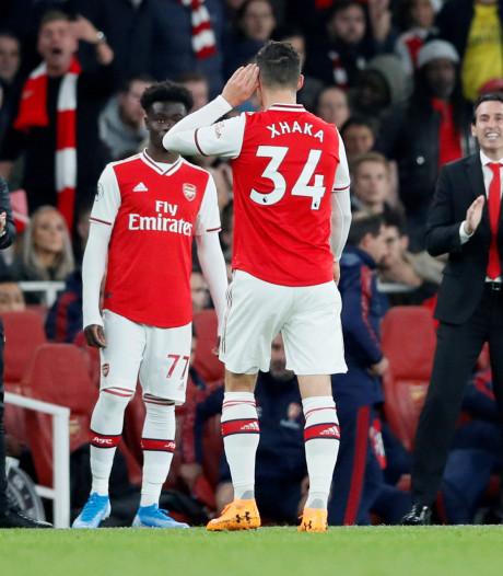 Omstreden Xhaka staat voor rentree bij Arsenal