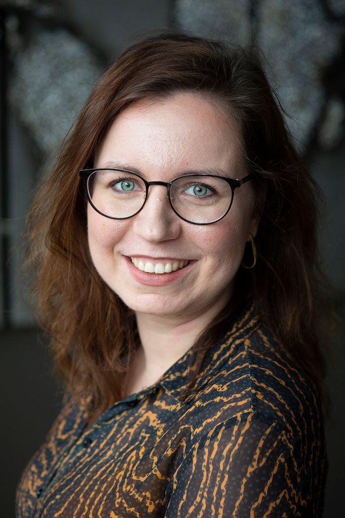 Myrthe Megens (29) zet zich al vijftien jaar in voor Jeugdland in haar woonplaats Etten-Leur.