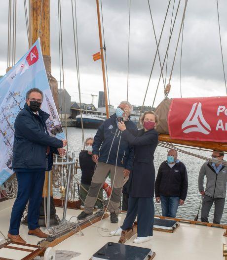 Spectaculaire Tall Ships komen na zes jaar terug naar Antwerpen: honderd jongeren tussen 15 en 25 kunnen als 'trainee' meevaren
