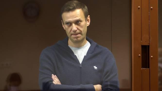 """Kremlin schildert nieuwe westerse sancties voor vergiftiging Navalny af als """"absoluut onacceptabel"""""""