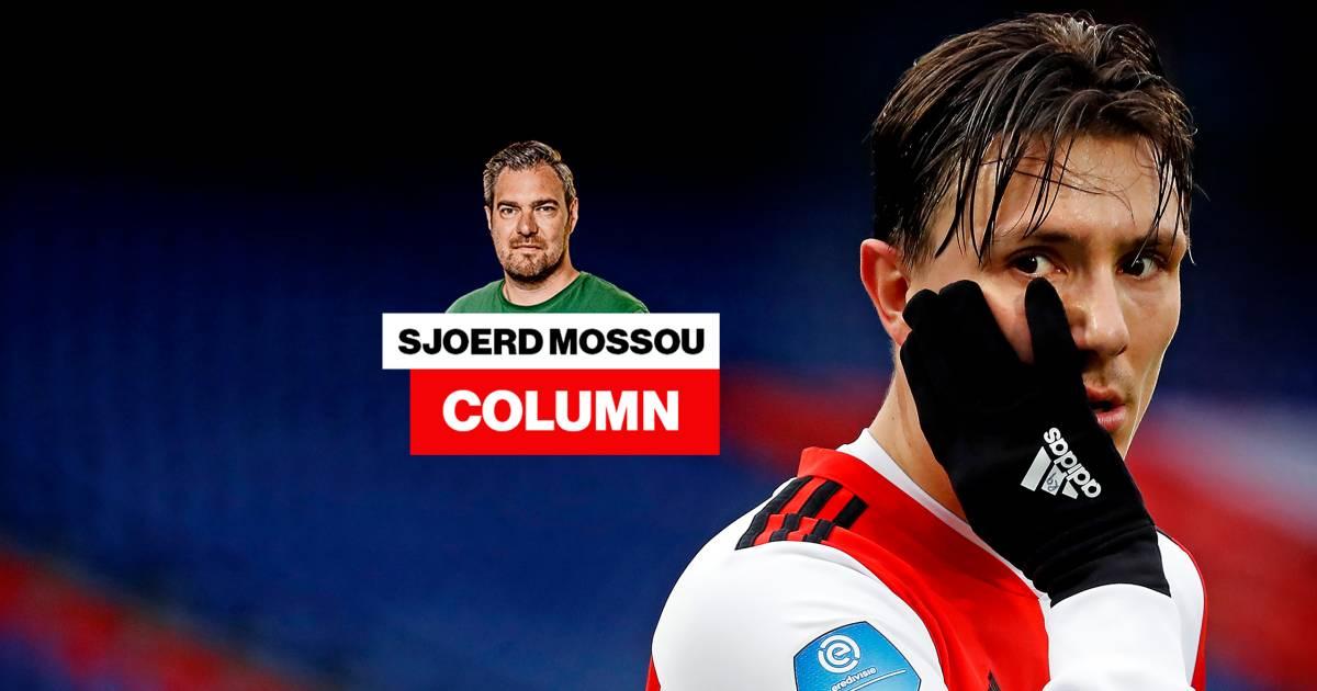 Als Feyenoord een andere koers wil, dan is een scheiding met Berghuis waarschijnlijk een goed idee - AD.nl