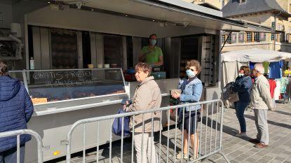Vrijdag opnieuw markt in Koksijde, Oostduinkerke moet wachten tot juni