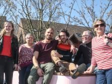 'Wandelend bos' trekt voortaan door Gent