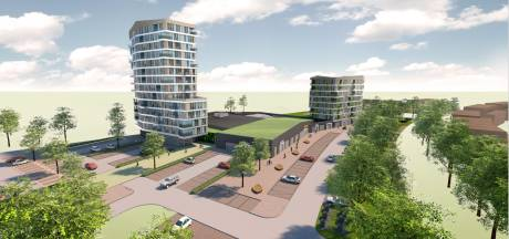 Straks 'voldoende parkeerruimte' bij nieuwe woontoren Apollo in Hengelo
