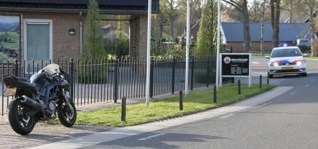 Motorrijder gewond bij ongeval in Bornerbroek