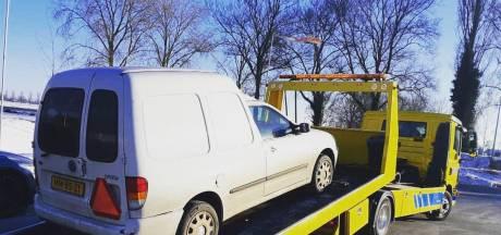 16-jarige bestuurder bij Hasselt van de weg gehaald met opgevoerde MMBS