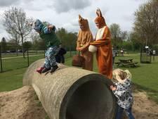 Paasfeest op Kinderboerderij Zaltbommel