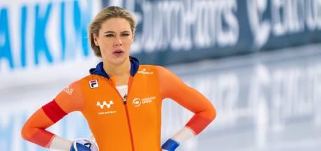 Volledig Nederlands podium op 1000 meter, maar Golikova behoudt leiding in klassement