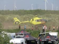 Gewonde bij ongeluk motorcross in Rilland