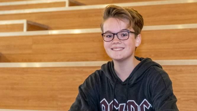 Ilva (15) uit Veere vindt Zeeland heerlijk, maar wil graag nog een tijdje in het buitenland wonen